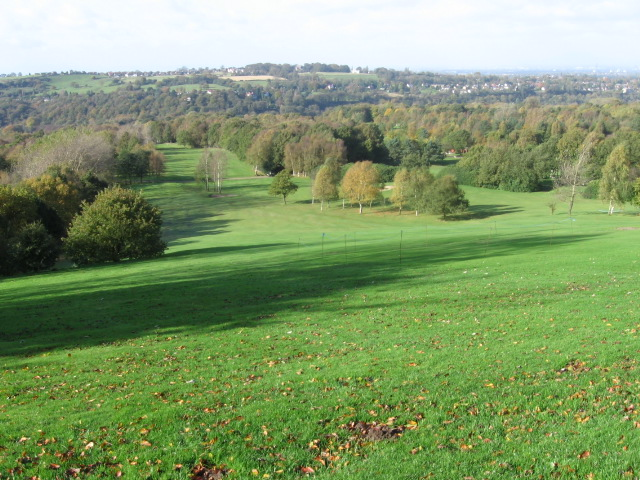 Mellor and Townscliffe golf course - geograph.org.uk - 1020012