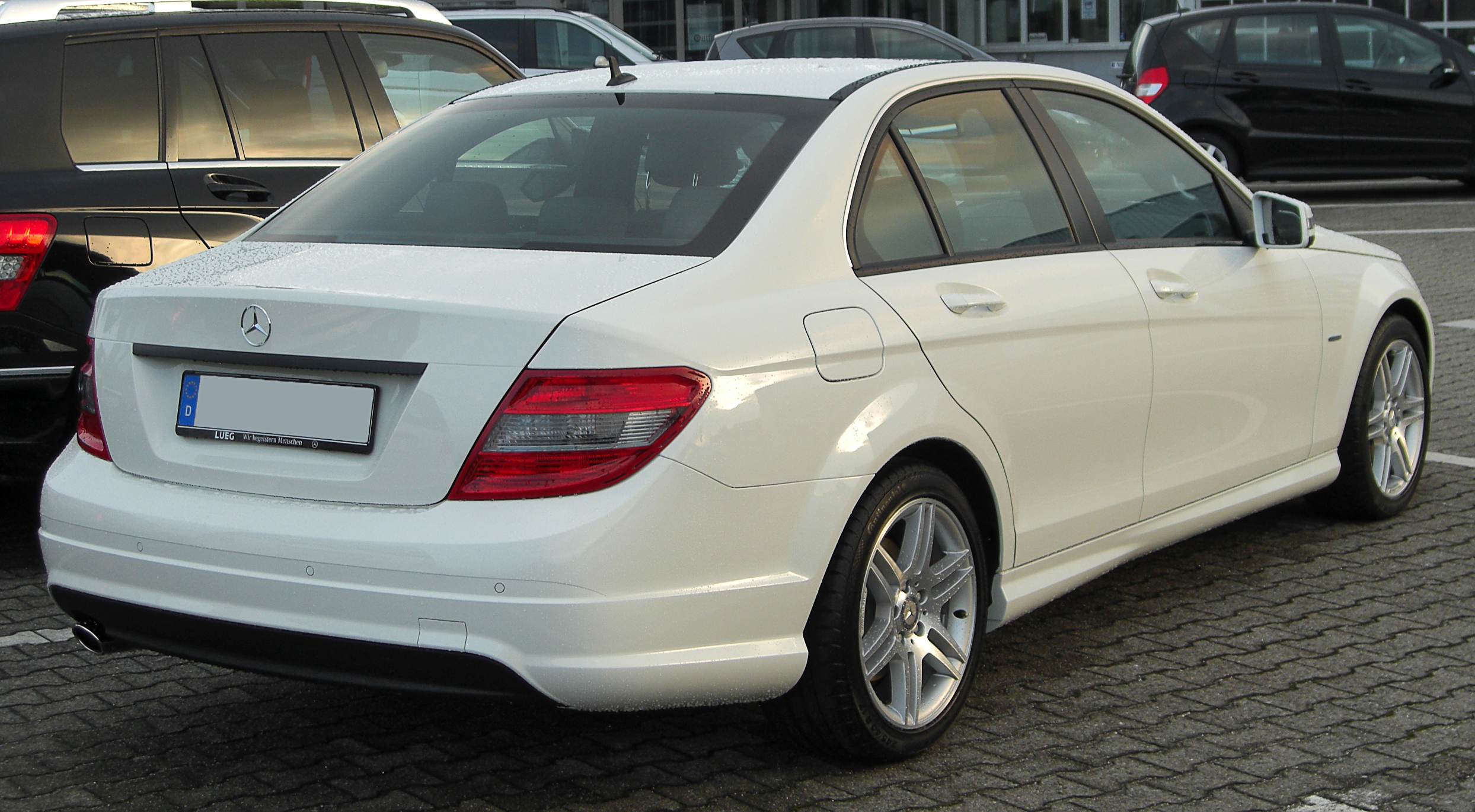 Mercedes C Cdi  Coupe