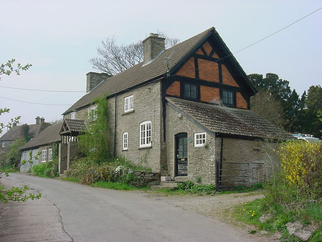 Michaelchurch Escley - Jasmine Cottage - geograph.org.uk - 399762