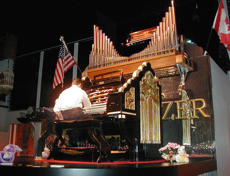 Organ piper music palace restaurant coupons