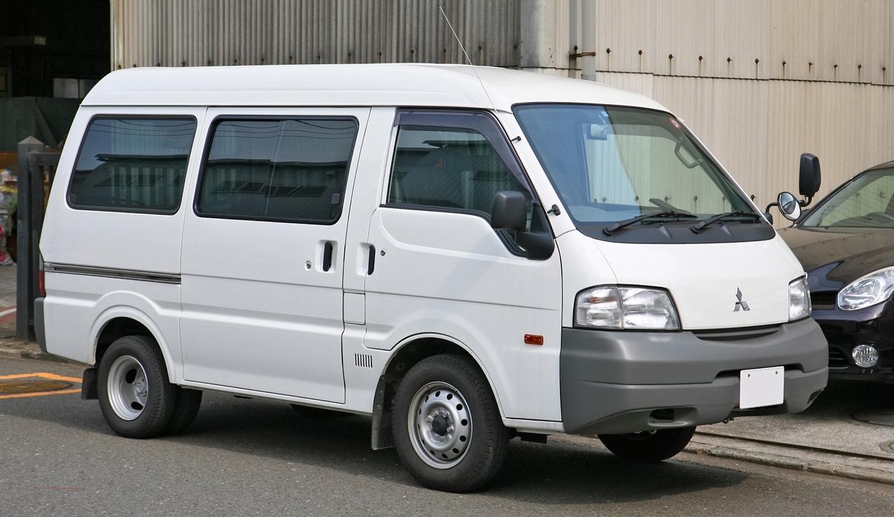 Conversion Van Models >> File:Mitsubishi Delica Van 001.JPG - Wikipedia