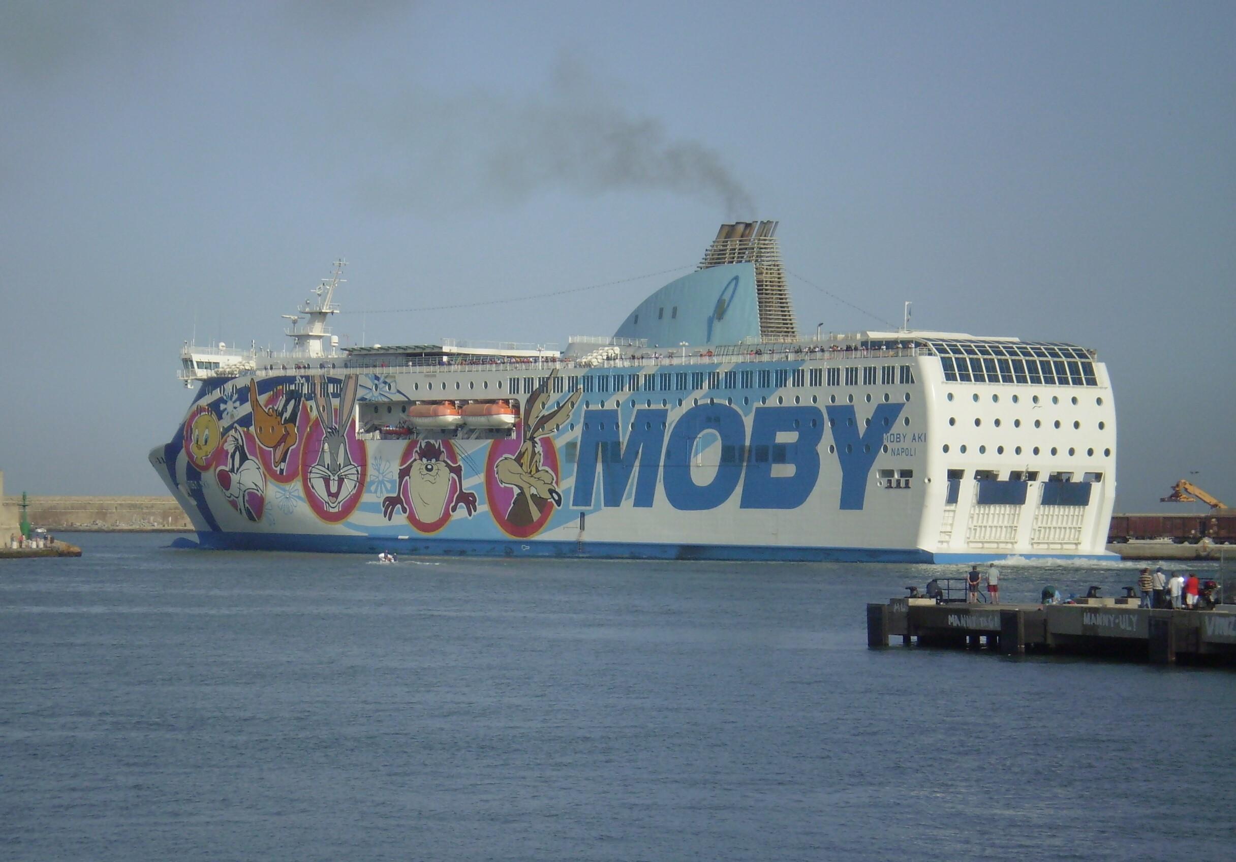 Moby Aki