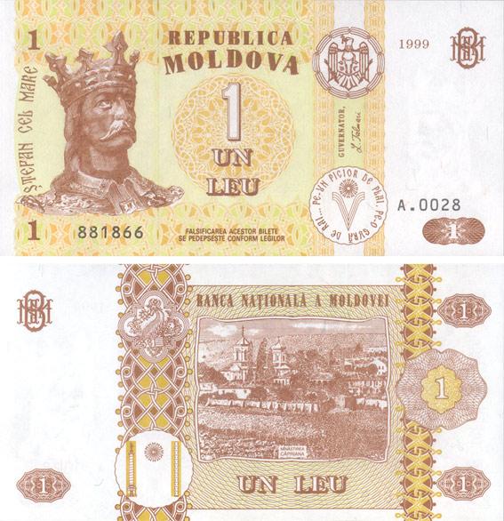 Moldovan Leu Wikipedia