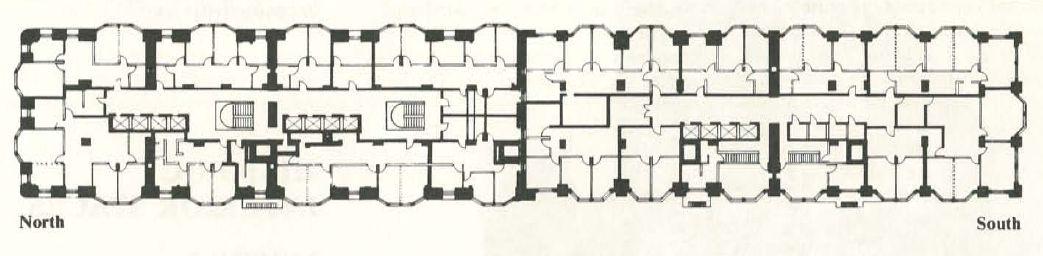 Commonadnock Flooring : File:Monadnock Floorplan.JPG - Wikimedia Commons