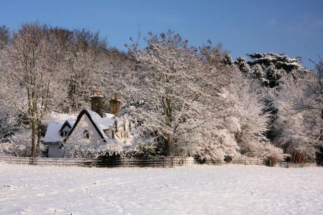 Mordaboys Cottage in Ickworth Park - geograph.org.uk - 1624976