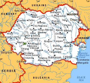 Image result for romania   r moldova map