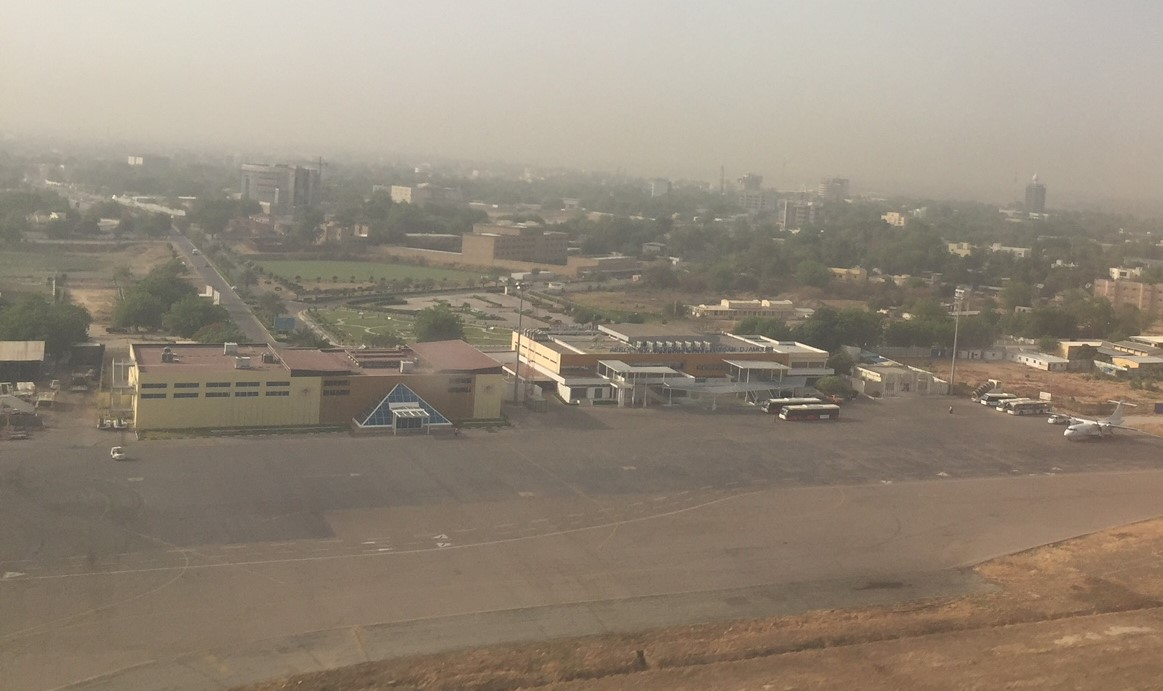N'Djamena internationale lufthavn