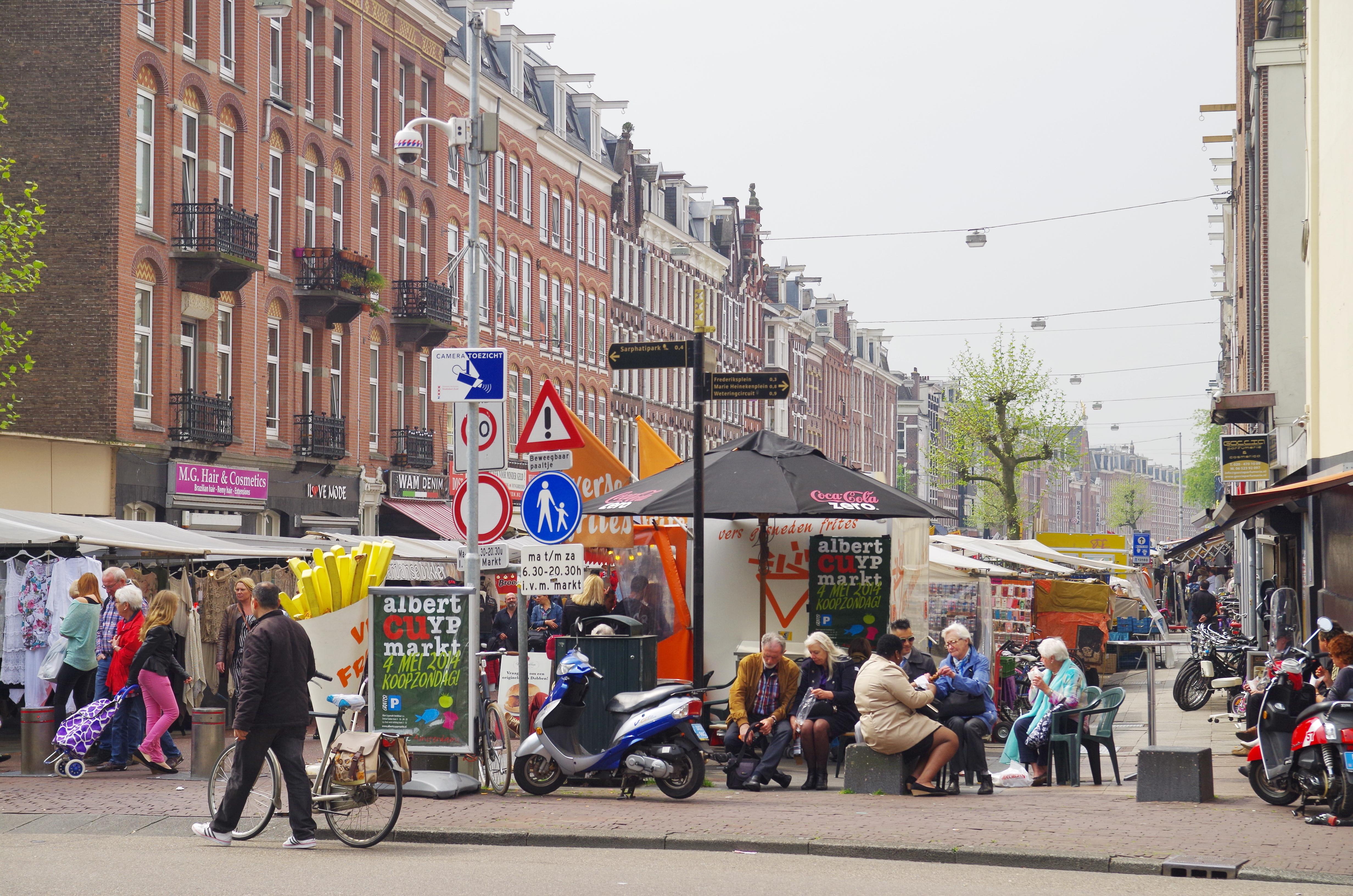 Hotel Pijp Amsterdam