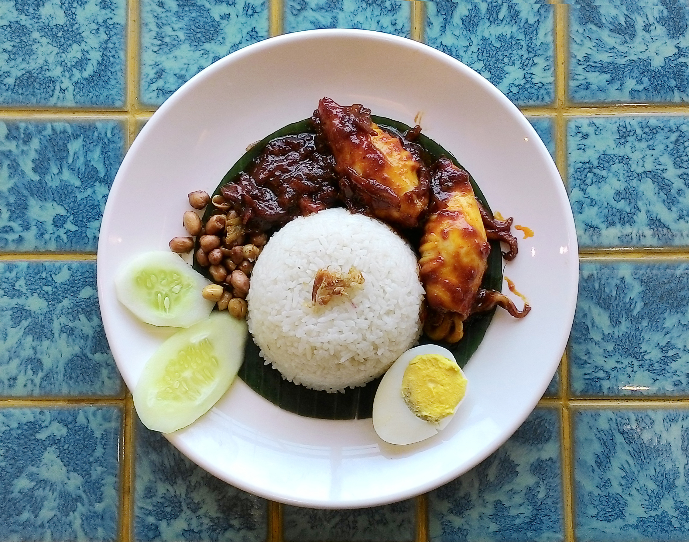 Malay Cuisine Wikipedia