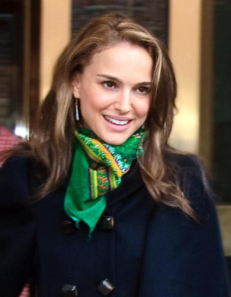 Natalie Portman at the 2009 Natalie Portman