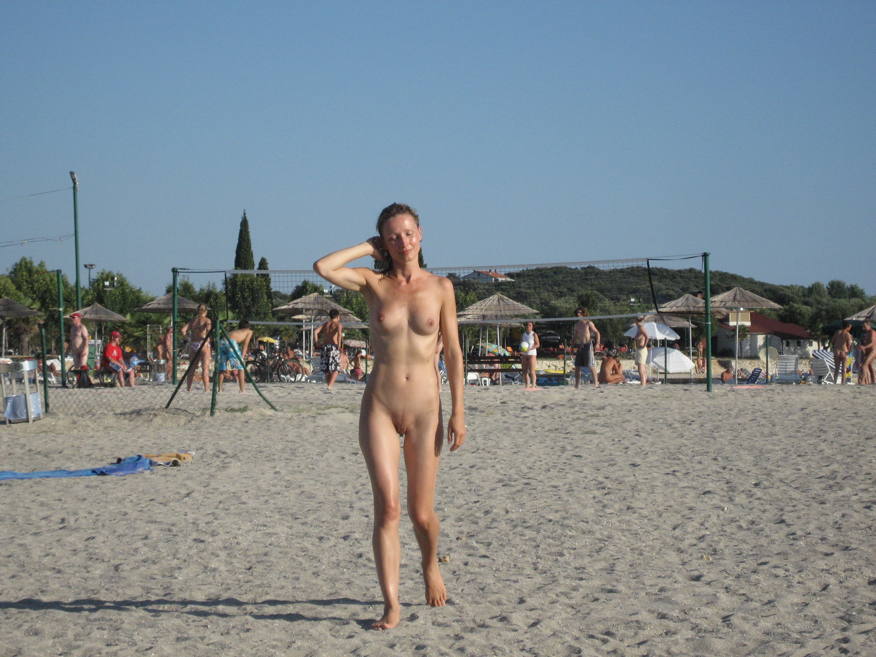 Great! nudist camps pics afraid one