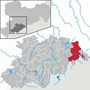Olbernhau,  Sachsen, Deutschland