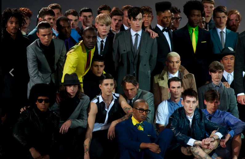File:Ozwald Boateng's Show at London Fashion Week, 2010.png