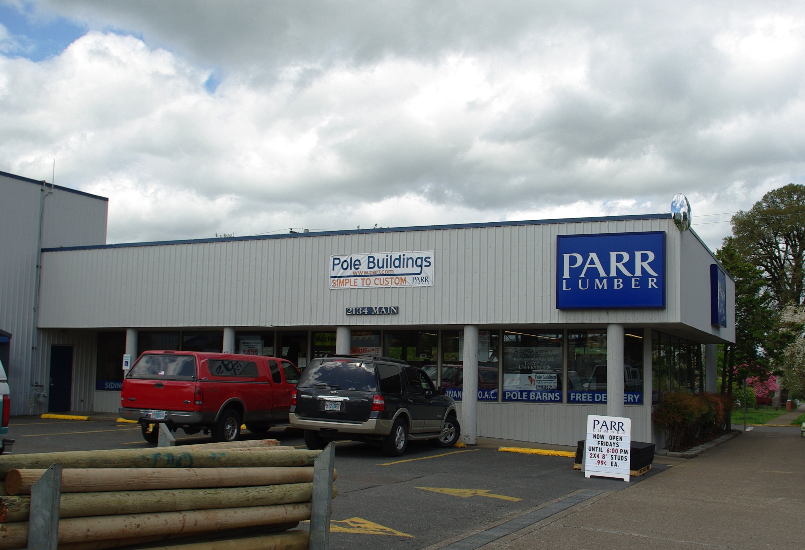 Parr lumber wikiwand for Parr lumber