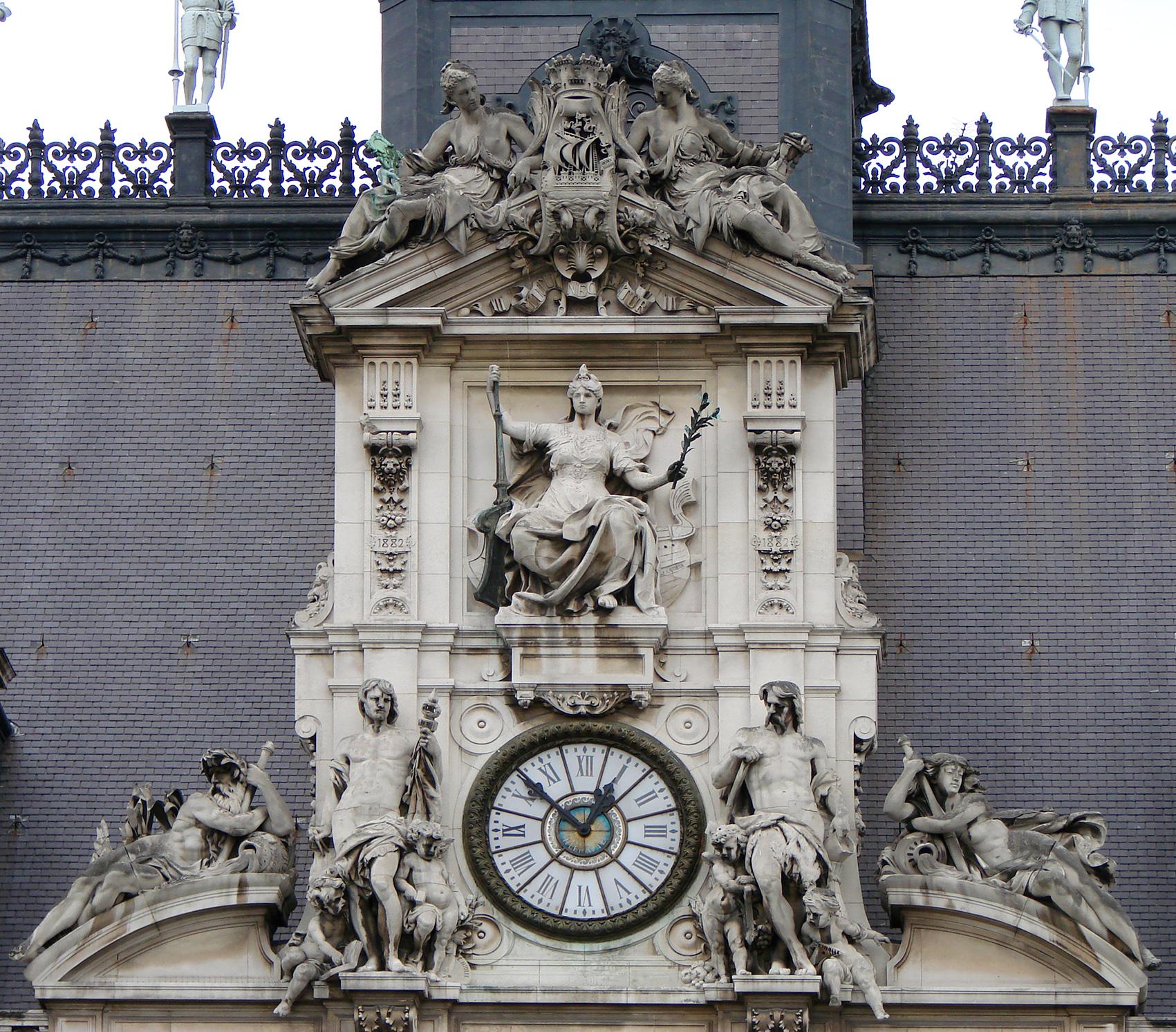 Hotel De L Horloge Paris