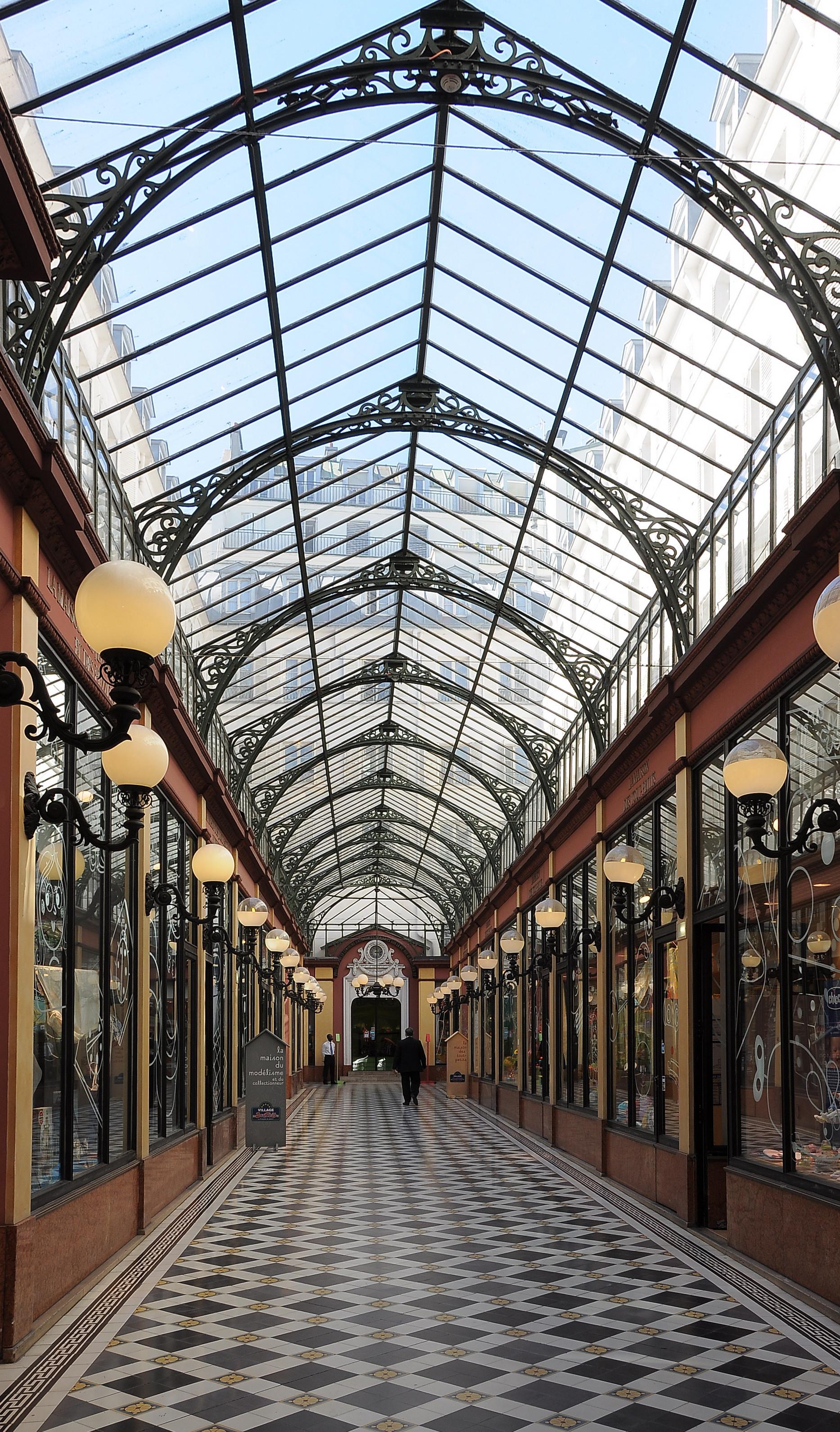 Passage Couvert Paris Restaurant Indien