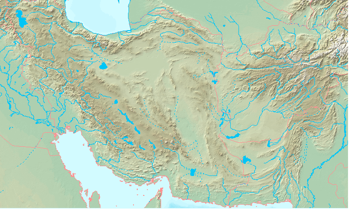 فهرست بلندترین کوههای ایران