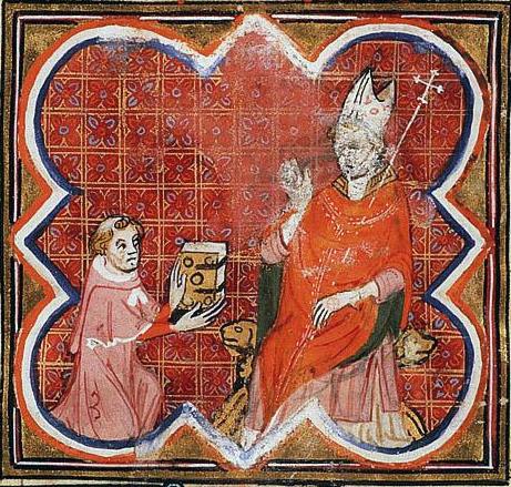 Petrus Comestor presents the [[Bible Historiale