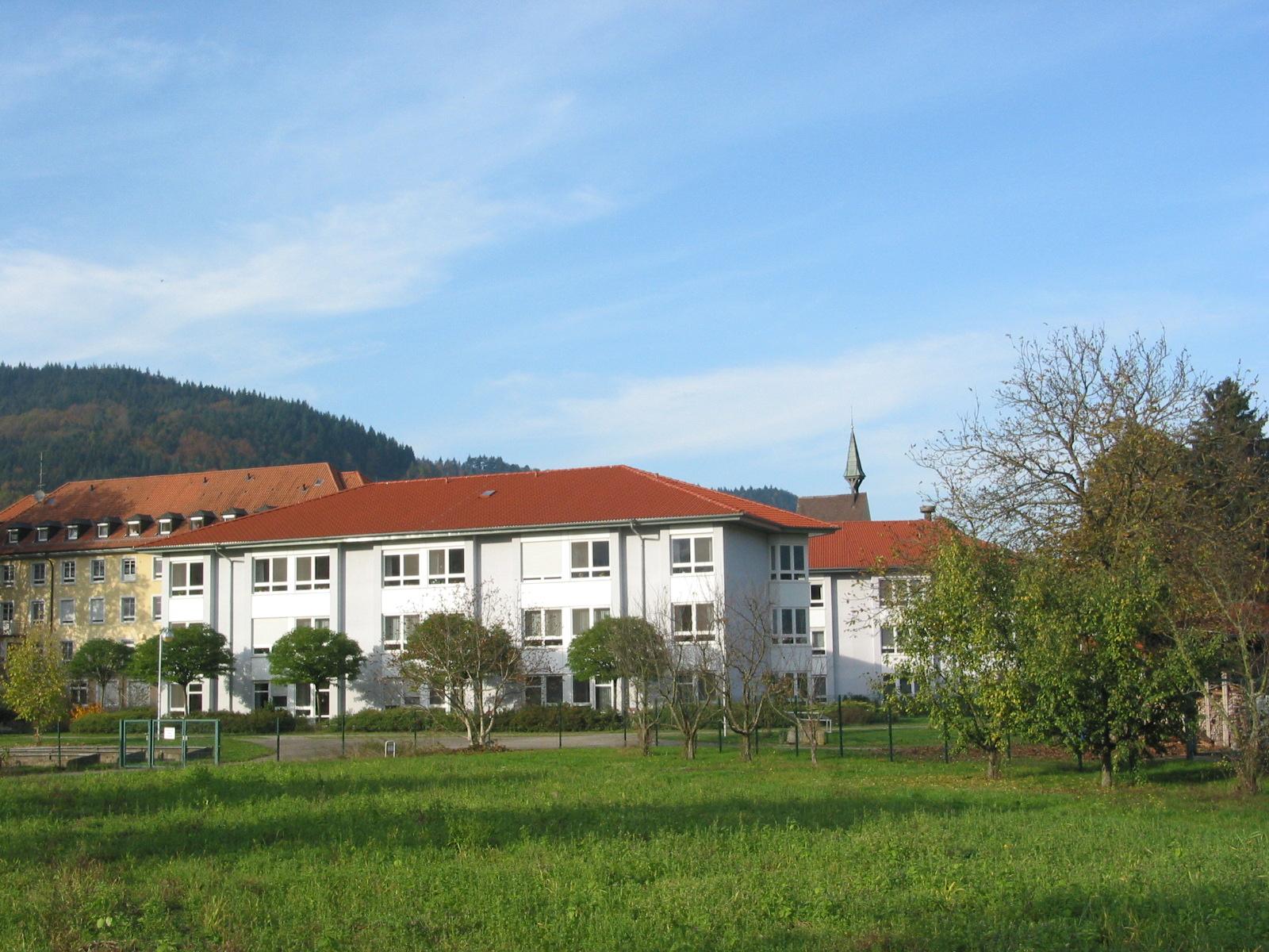 Pflegeheim Fußbach