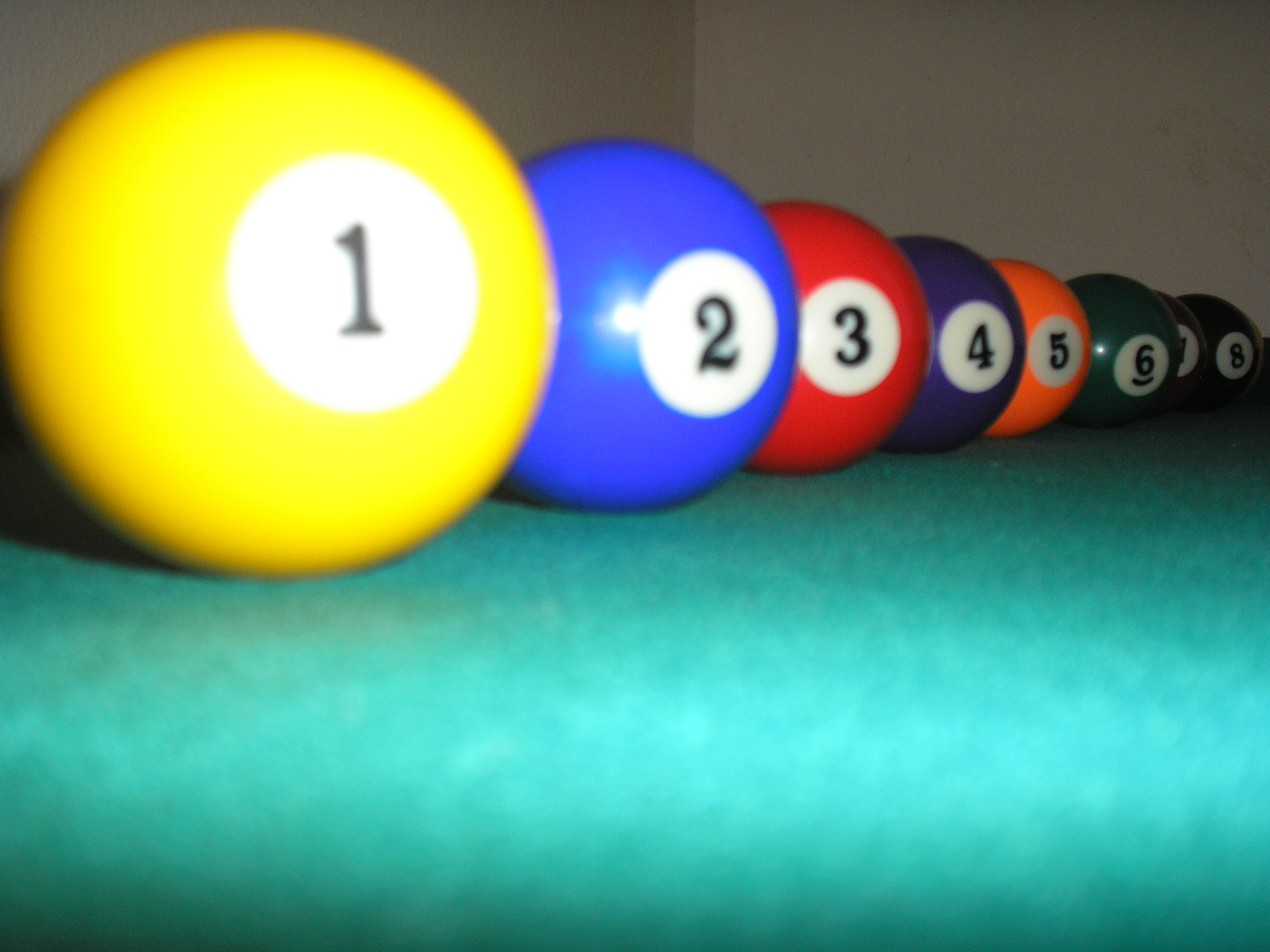 A Billiard Ball Traveling At   M S