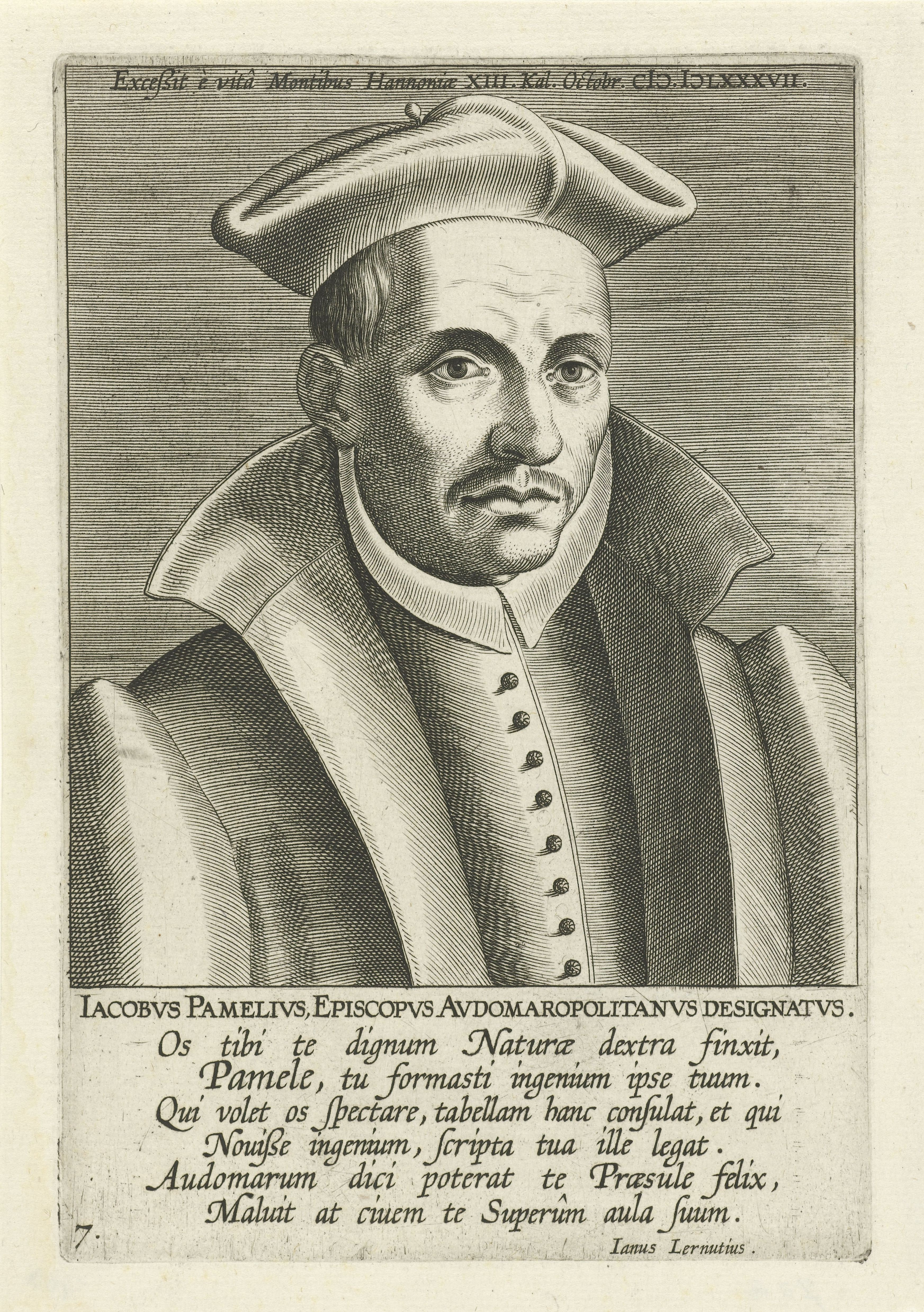Jacobus Pamelius
