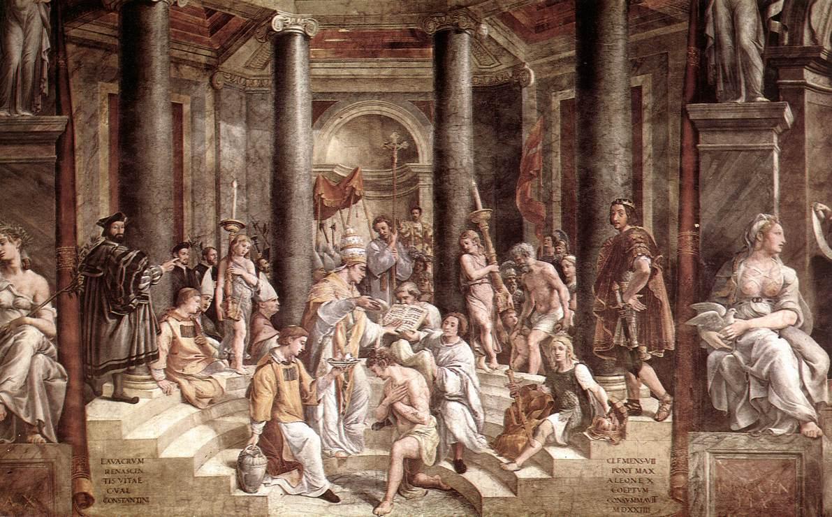 Romarriket religion