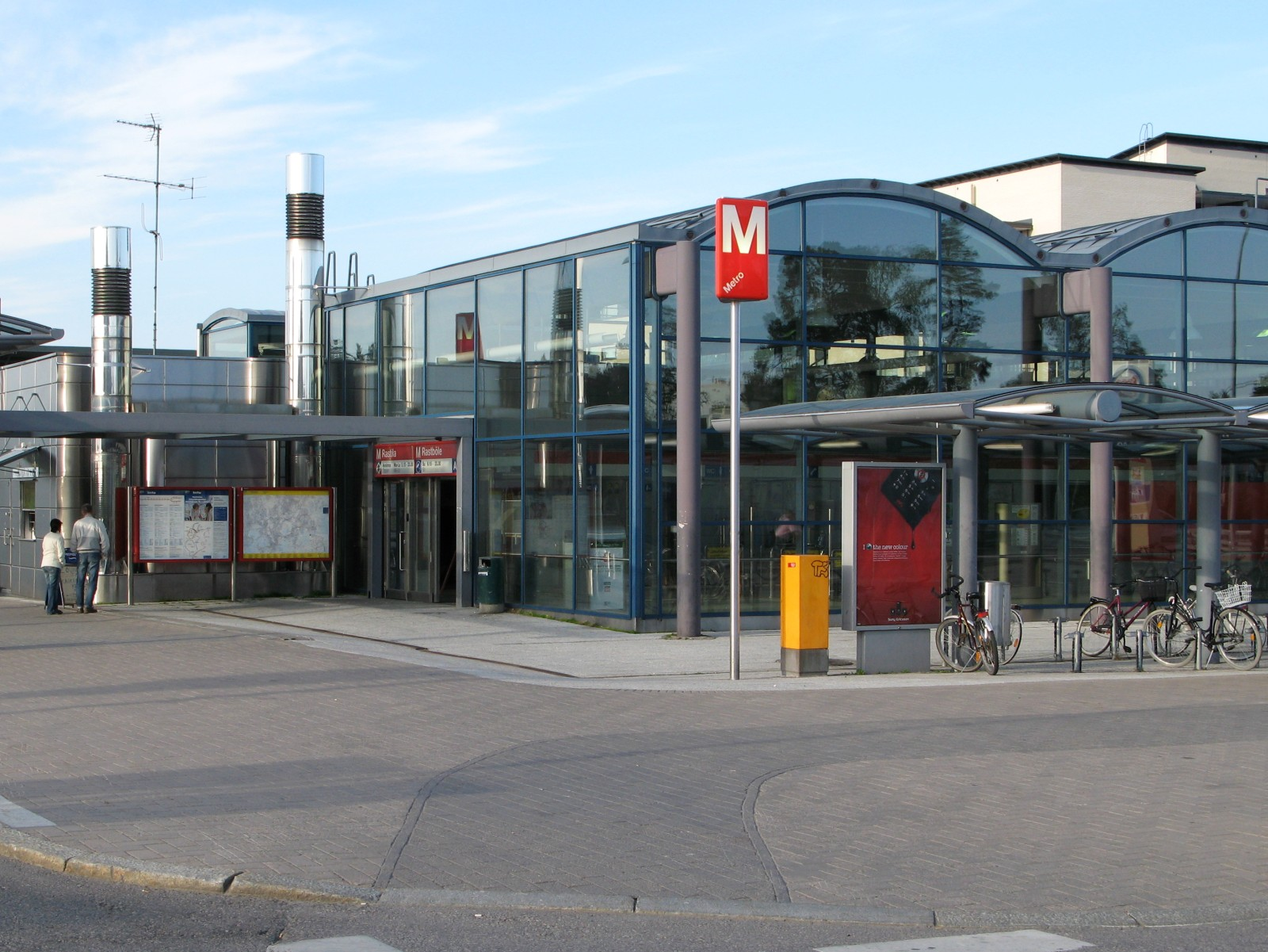Tapiola Metroasema