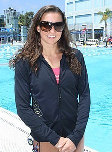 Rebecca Soni American swimmer, Olympic gold medalist, world champion, world record-holder