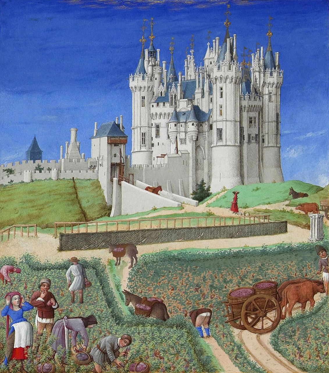 Riches Heures Berry