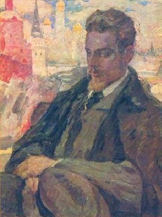 Rajner Marija Rilke - Page 3 Rilke_in_Moscow_by_L.Pasternak_%281928%29