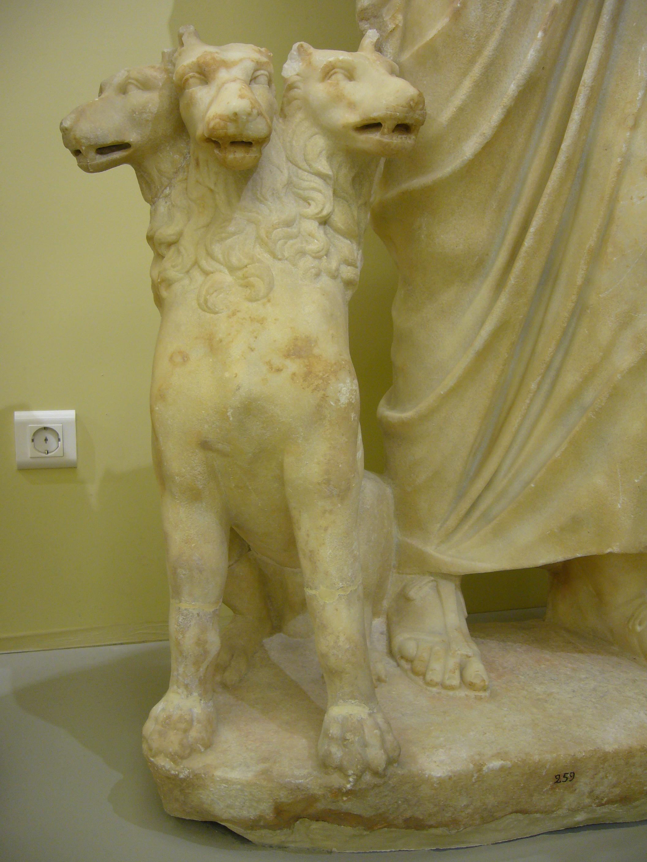 Cerberus - The Mythical Multi Headed Creature