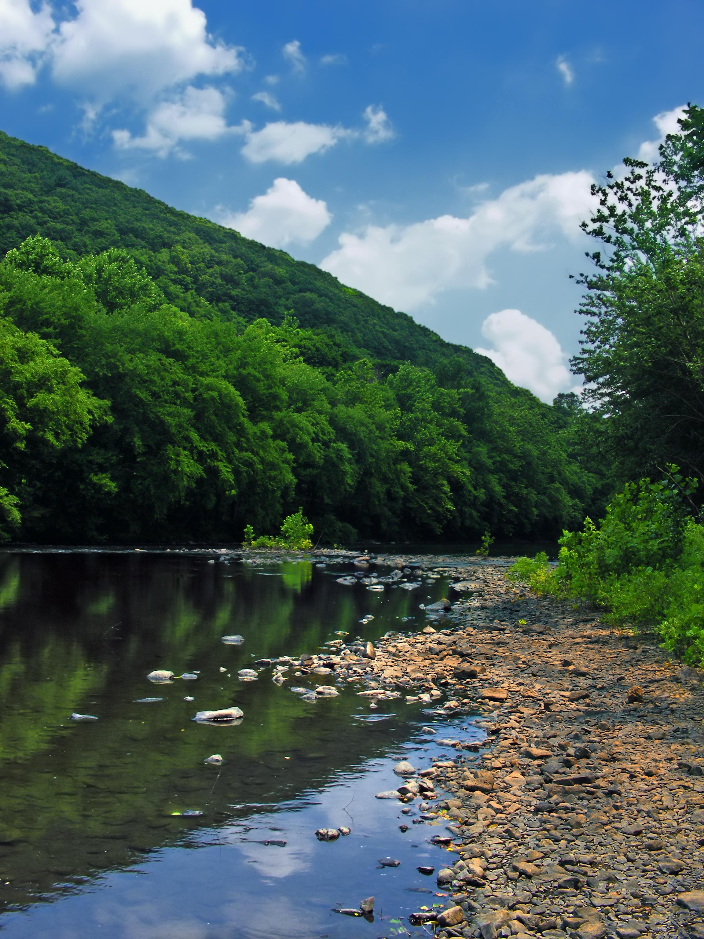 File:Schuylkill River Shallow.jpg - Wikimedia Commons