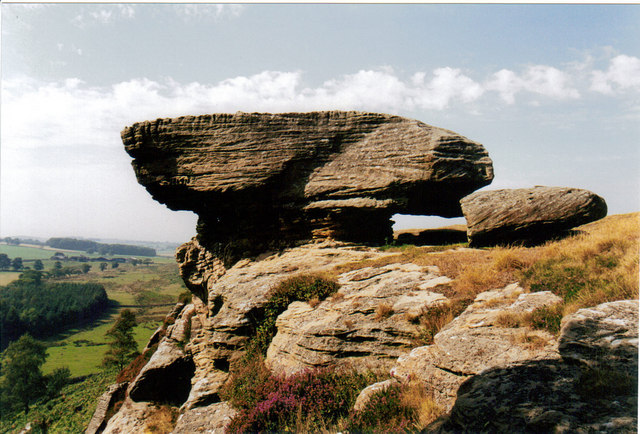 Shaftoe Crags - geograph.org.uk - 457678