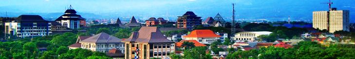 Skyline Kawasan Malang Barat