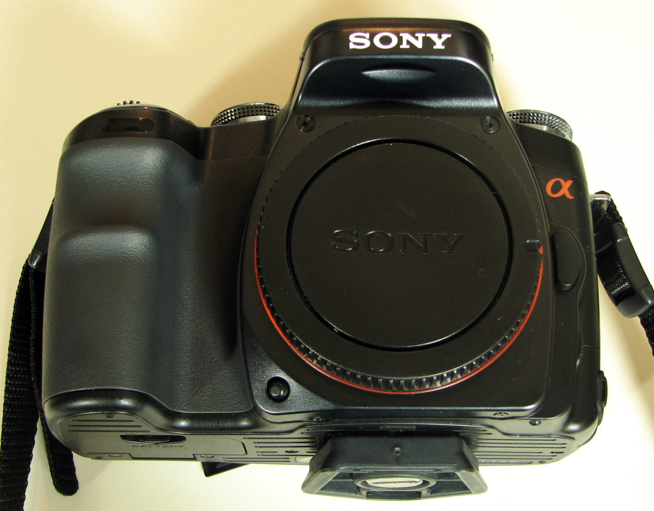 Camera Sony A100 Dslr Camera filesony alpha dslr a100 jpg wikimedia commons jpg