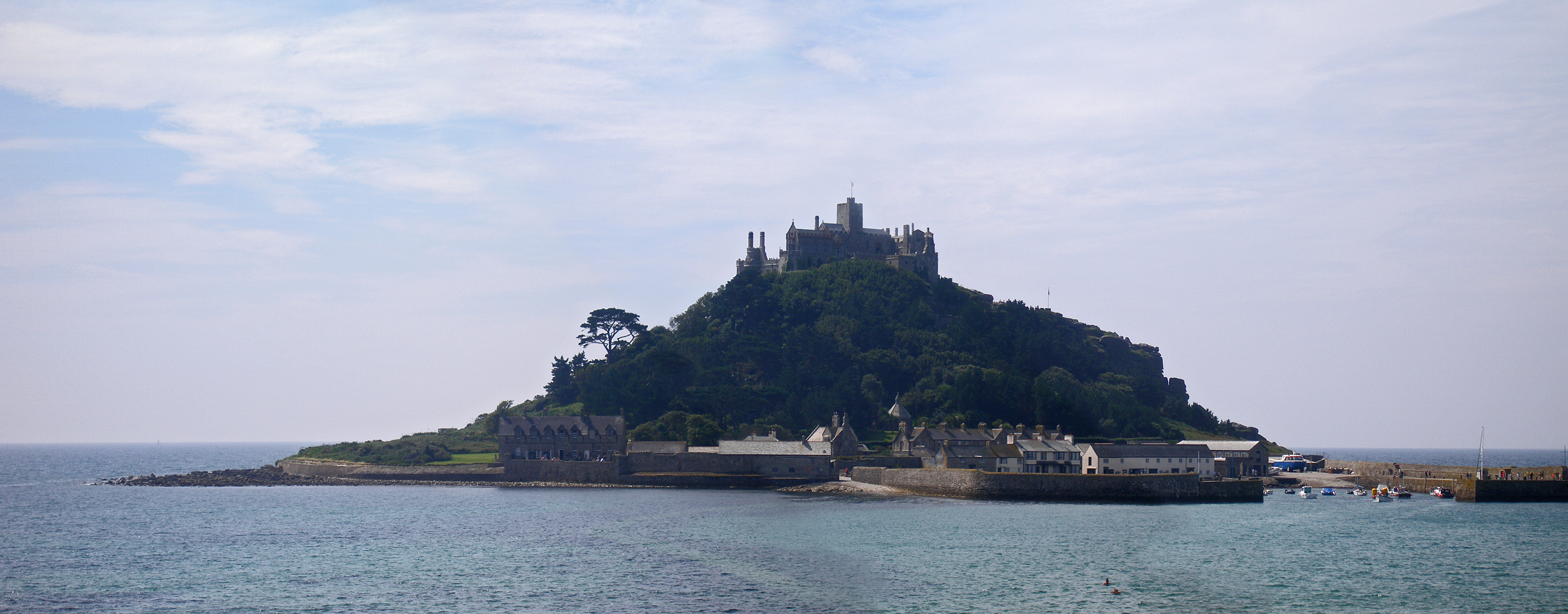 St Michael's Mount in Marazion