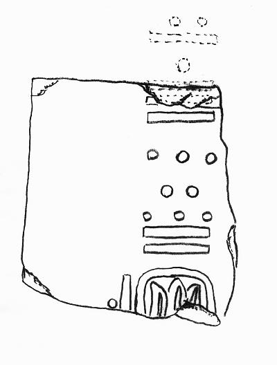 Stela2,Chiapa de Corzo
