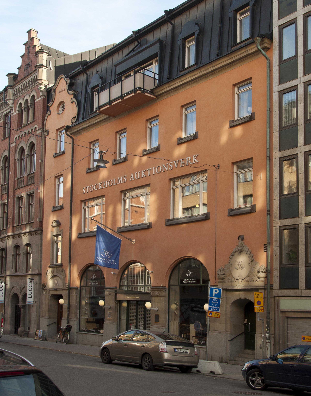Stockholms auktionsverk - Stockholms Auktionsverk: la casa de subastas más antigua del mundo