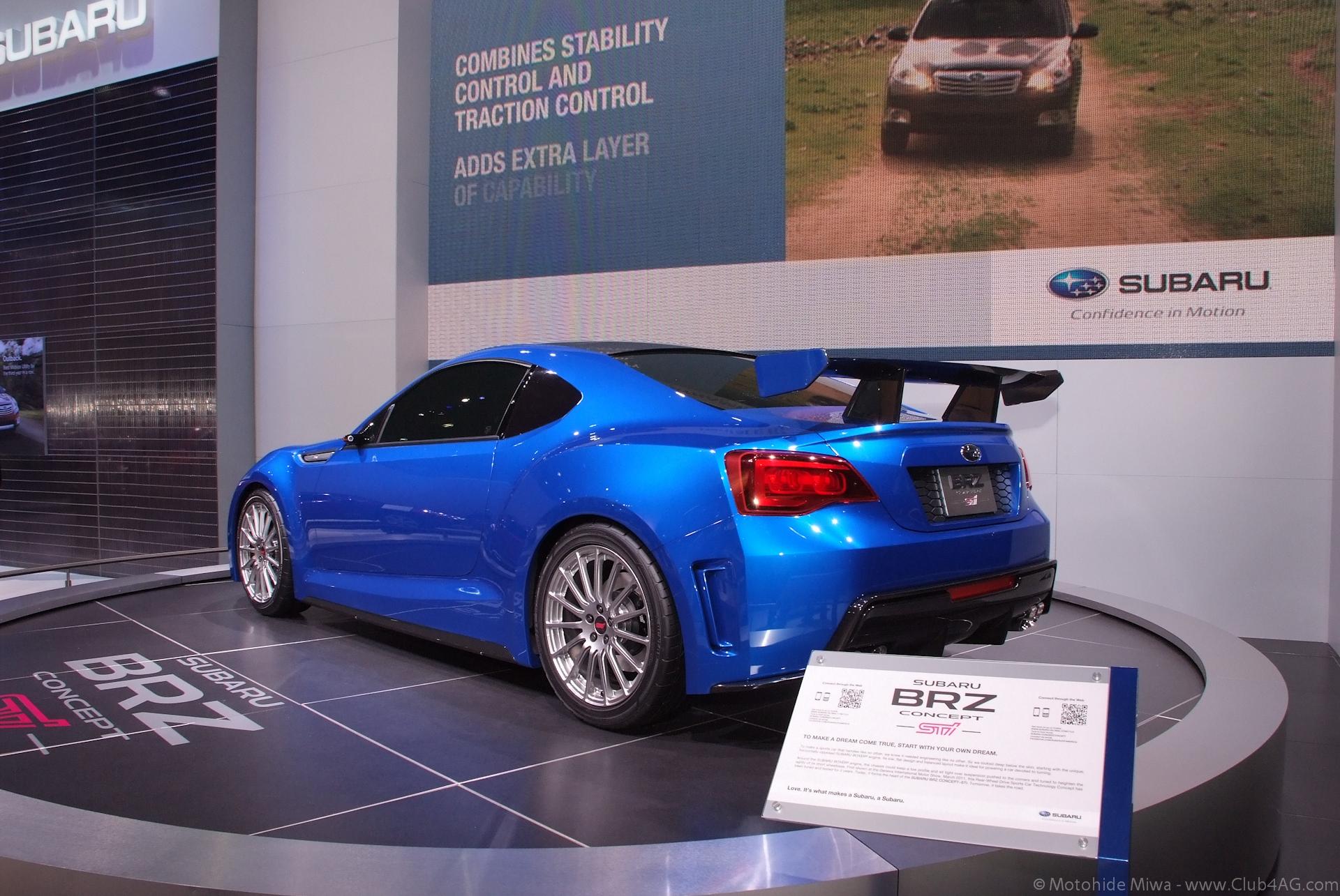 Subaru brz sti release date usa html autos weblog