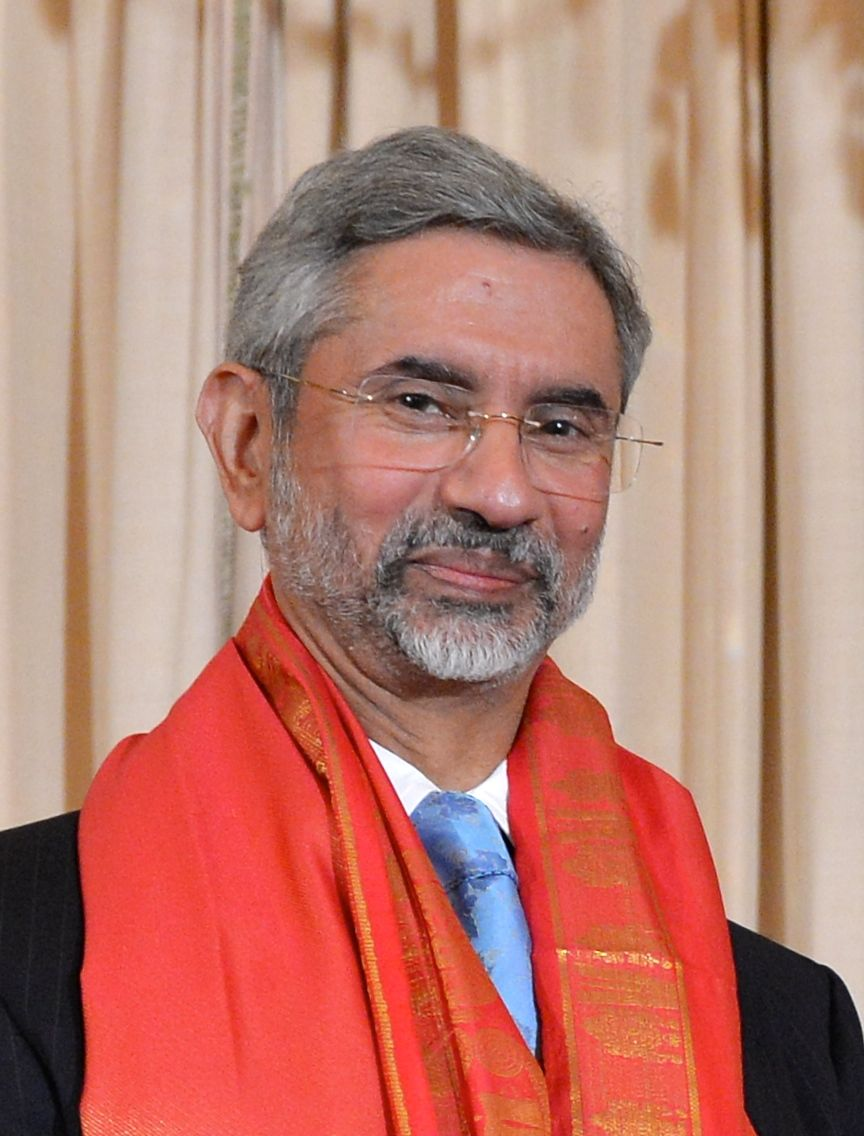 jaishankar foreign secretary