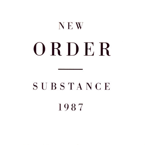 Substance (album de New Order) — Wikipédia