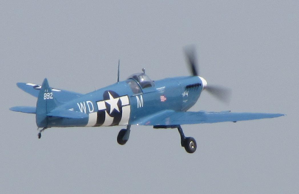 Supermarine Aircraft Spitfire - Wikipedia