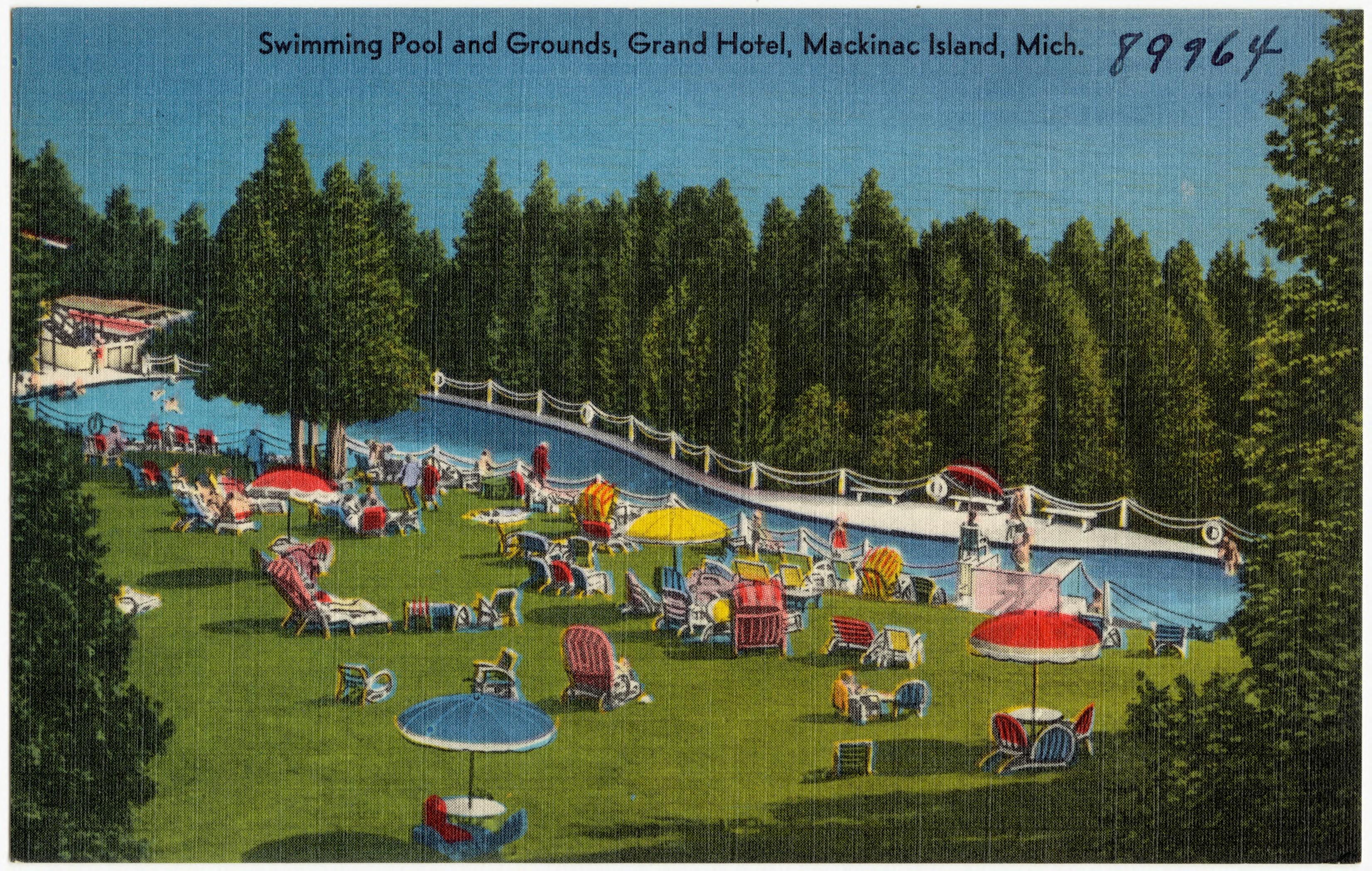 File Swimming Pool And Grounds Grand Hotel Mackinac Island Mich 89664 Jpg Wikimedia Commons