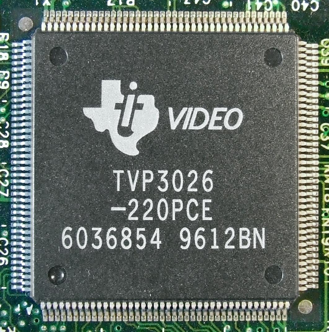 TVP3026 DRIVERS