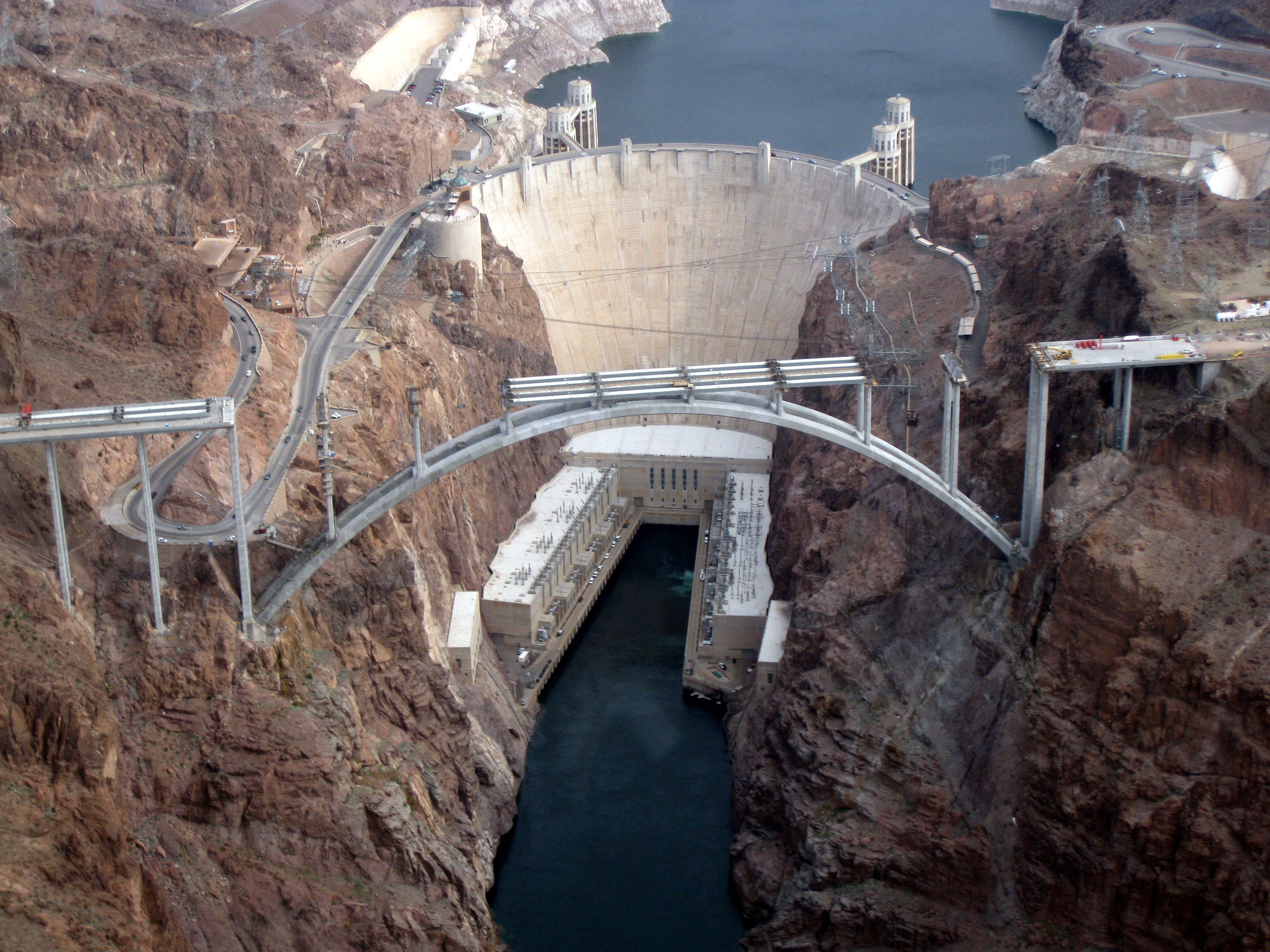 File:The Hoover Dam and Mike O'Callaghan – Pat Tillman Memorial ...