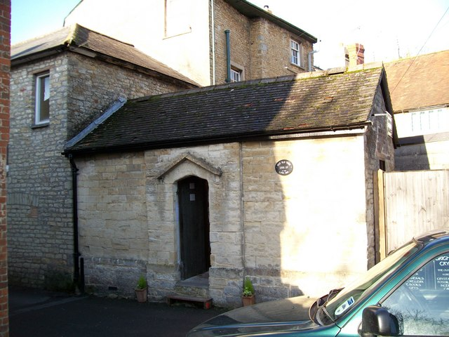 The Old Town Lockup, Gillingham - geograph.org.uk - 1636329