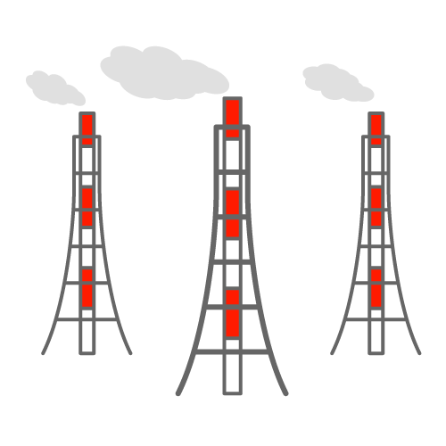 File Thermal Power Plant Icon Png Wikimedia Commons