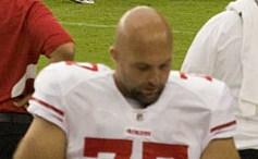 Tony Pashos Player of American football