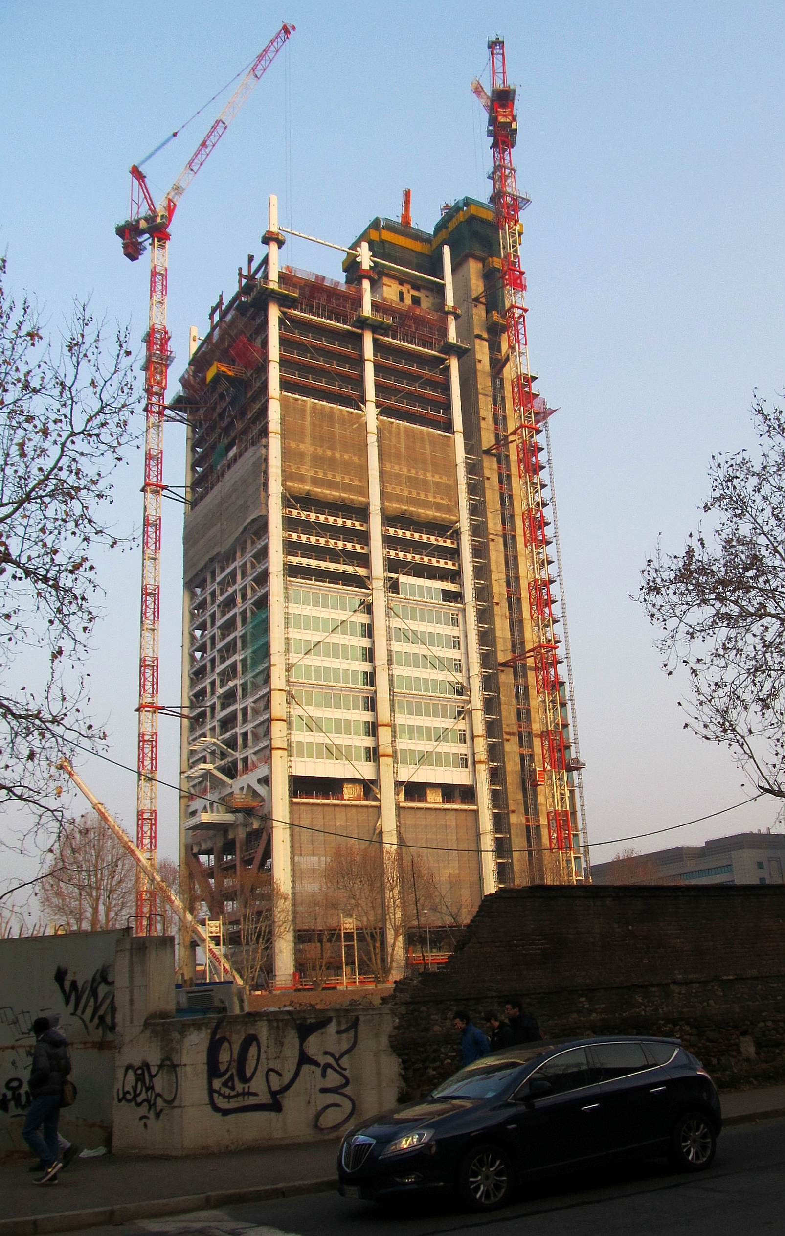 Grattacielo Intesa Sanpaolo Grattacielo Intesa Sanpaolo