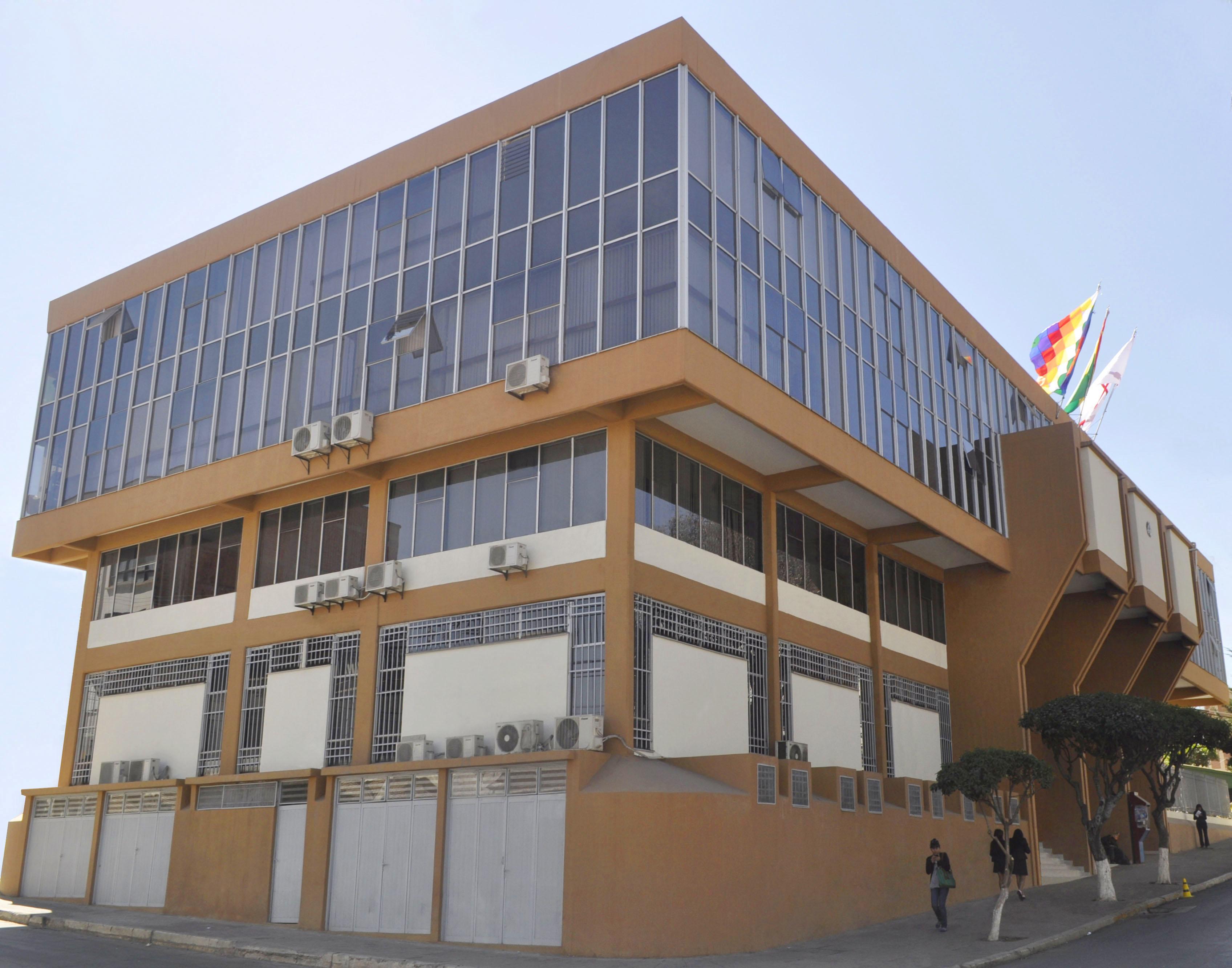 Resultado de imagen para TRIBUNAL CONSTITUCIONAL DE BOLIVIA